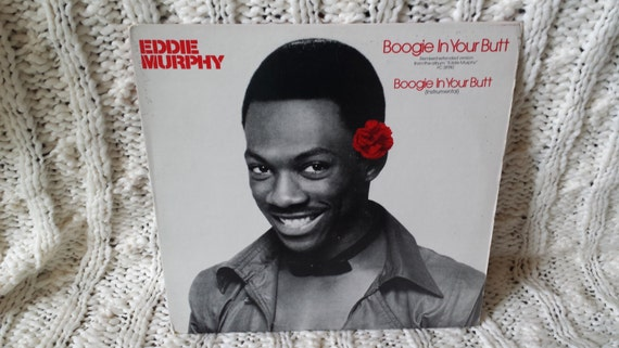 Eddie Murphy Boogie In Your Butt Enough Is Enough