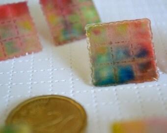 MTO1: 100 Fine Art Blotter Pins | Custom LSD Blotter Art