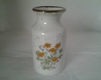 Flower Decorated Vase
