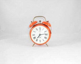 Vintage German Alarm Clock