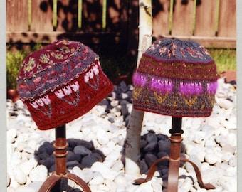 Stash Hat pattern for the Hand Knitter