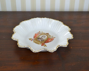 Vintage English Porcelain Dish