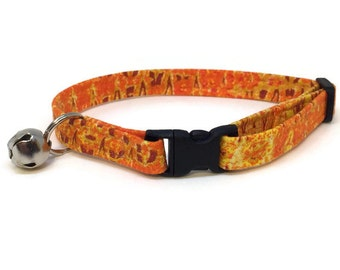 Cat Collar, Orange