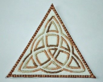 Iron-On Patch - TRIQUETRA