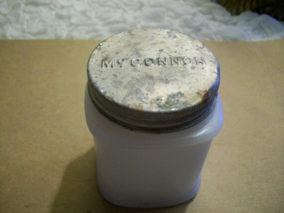 vintage small glass jars eBay