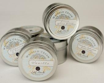 Lavender, Cedarwood & Sweet Orange Vegan Whipped Shea Butter Cream Moisturizer