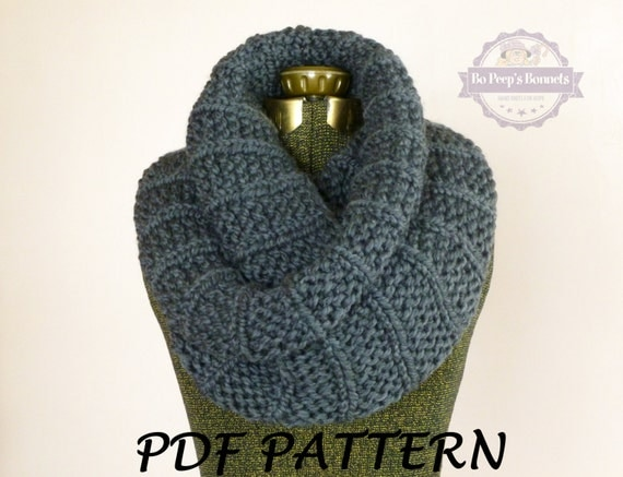 yarn bee crochet scarf patterns - YouTube