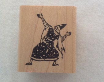 Wizard by Emerald City Stamps - Unused
