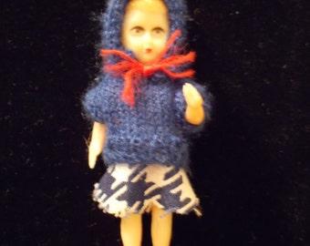 1960s Plastic Doll