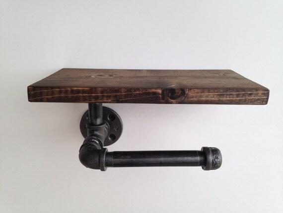 industrial support de papier hygi nique avec par ednafayecreations. Black Bedroom Furniture Sets. Home Design Ideas