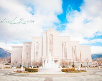 Albuquerque, New Mexico LDS Mormon Temple