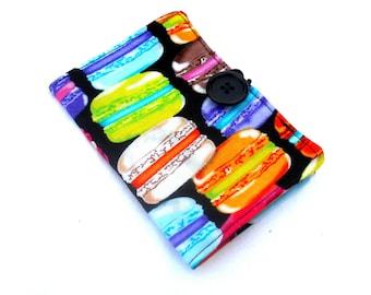 Neon Macarrons Tea Wallet - Tea Bag Wallet Macarron Pink