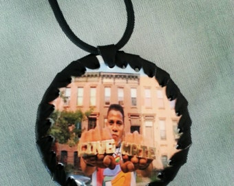 African medallion radio raheem