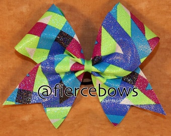 It's Almost Summer Cheer Bow