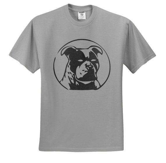 Custom Pitbull T Shirt Design Pitbull Tshirt By