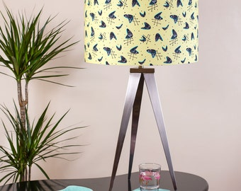 Atomic Blonde Handmade Retro 50s Lampshade