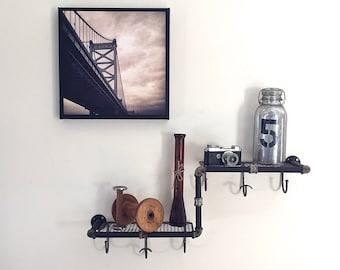 Canvas~bridge in Philadelphia