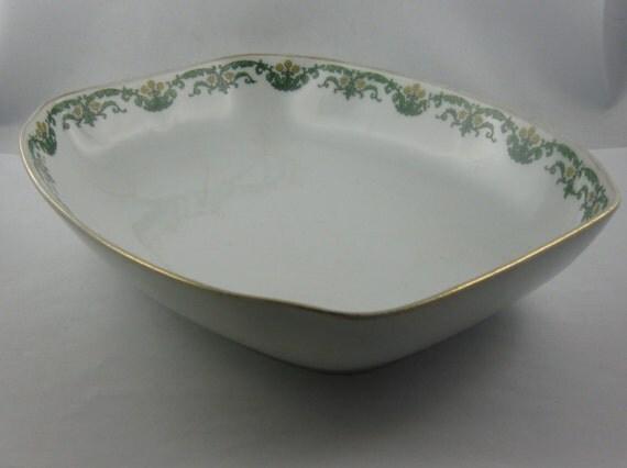 rosenthal kronach bavaria hortense porcelain dish serving. Black Bedroom Furniture Sets. Home Design Ideas