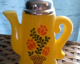 Avon 1970's koffee klatch perfume bottle vintage