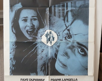 "Movie Poster ""The Deadly Trap""   1972   Faye Dunaway, Barbara Parkins"