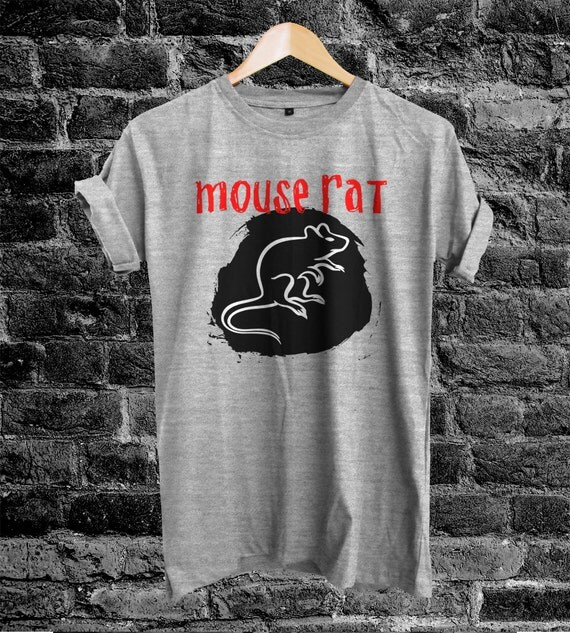 Mouse Rat t Shirt Mouse Rat Shirt Mouse Rat Band