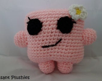 Crocheted Bandage Girl