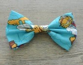 Garfield, Garfield Bow, Comic Bow, Cat Bow Tie, Children Bow Tie, Cartoon Bow, Hairbow, Mens Bow Tie, Toddler Bow tie