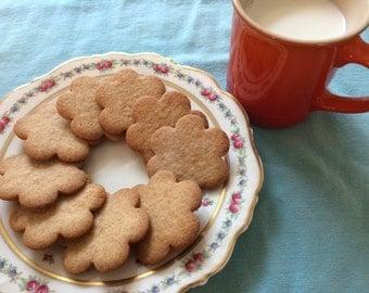 Gluten Free Honey Cookies FREE STANDARD SHIPPING!