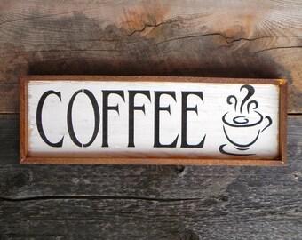 cafe sign | etsy