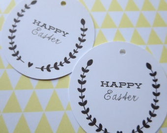 Happy Easter Gift Tags - GTHE 07