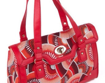 Ankara bag, African Print Bag, African Accessories, African Clothing