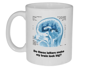 BA - Bachelors of Arts Degree - Graduation Coffee or Tea Mug -  Graduation Gift -  College Education Mug