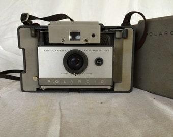 Vintage 1960s polaroid land camera automatic 103