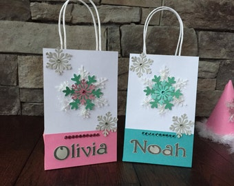 Deluxe Winter Wonderland Loot Bags!