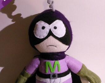 Mysterion Plushie (South Park)
