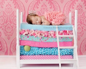 Princess and the Pea Bed Ladder