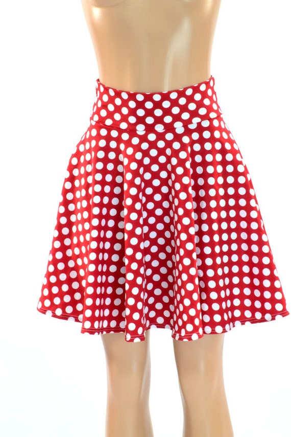 You searched for: red polka dot skirt! Etsy is the home to thousands of handmade, vintage, and one-of-a-kind products and gifts related to your search. Red & White Polka Dot Print Skater Skirt Full Circle Stretchy Lycra Skirt CoquetryClothing. 5 out of 5 .