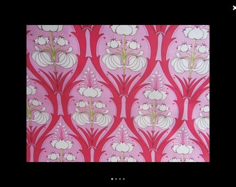Laminated Cotton Amy Butler Passion Lily