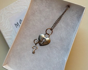 Key to My Heart - Necklace