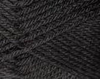Rowan Pure Wool  Worsted Yarn Color 109 Black.  Special Savings!!  Regular price is 11.00.