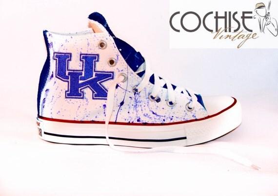 University Of Kentucky Converse Shoes