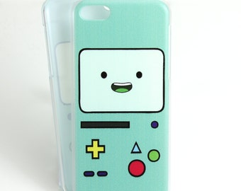 BMO case for iPhone 5c - Adventure Time Beemo Gameboy