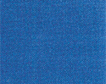 One Yard Bella Solids - Sapphire Blue - Cotton Quilt Fabric - from Moda Fabrics - 9900-261 (W2292)