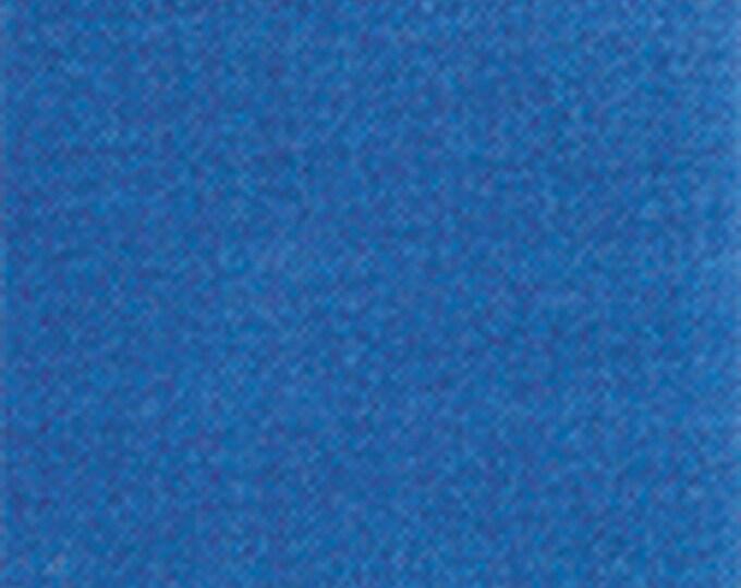 One Yard Bella Solids - Sapphire Blue - Cotton Quilt Fabric - from Moda Fabrics - 9900-261 (W2292)