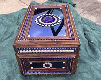 Custom Treasure Chest/Jewelry Box
