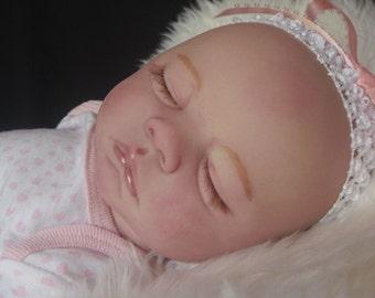 CHRISTMAS IN JULY Meg Custom Reborn Doll by Marissa May Little Darlins Nursery Rita Meese artist