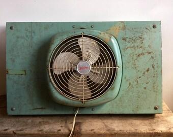 Industrial Lasko Window Fan