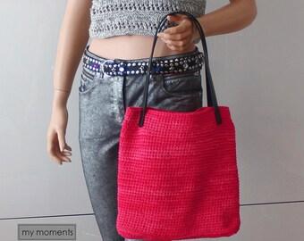 Handbag Cotton sand / beige