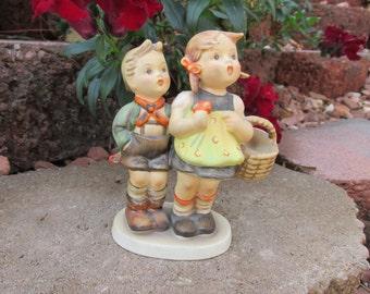 """Hummel Figurine - """"To Market"""" - Vintage"""