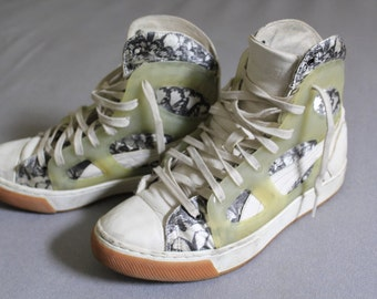 Alexander McQueen Butterfly Sneakers